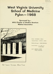 Page 5, 1968 Edition, West Virginia University School of Medicine - Pylon Yearbook (Morgantown, WV) online yearbook collection