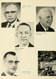 Page 6, 1968 Edition, West Virginia University School of Medicine - Pylon Yearbook (Morgantown, WV) online yearbook collection