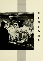 Page 9, 1968 Edition, West Virginia University School of Medicine - Pylon Yearbook (Morgantown, WV) online yearbook collection