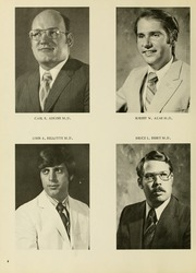 Page 12, 1972 Edition, West Virginia University School of Medicine - Pylon Yearbook (Morgantown, WV) online yearbook collection