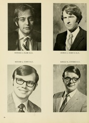 Page 14, 1972 Edition, West Virginia University School of Medicine - Pylon Yearbook (Morgantown, WV) online yearbook collection