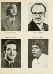 Page 15, 1972 Edition, West Virginia University School of Medicine - Pylon Yearbook (Morgantown, WV) online yearbook collection