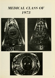 Page 11, 1973 Edition, West Virginia University School of Medicine - Pylon Yearbook (Morgantown, WV) online yearbook collection