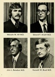 Page 12, 1973 Edition, West Virginia University School of Medicine - Pylon Yearbook (Morgantown, WV) online yearbook collection