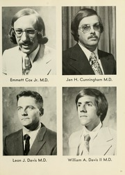 Page 15, 1973 Edition, West Virginia University School of Medicine - Pylon Yearbook (Morgantown, WV) online yearbook collection
