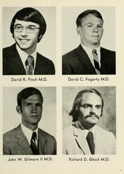 Page 17, 1973 Edition, West Virginia University School of Medicine - Pylon Yearbook (Morgantown, WV) online yearbook collection