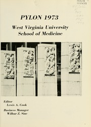 Page 5, 1973 Edition, West Virginia University School of Medicine - Pylon Yearbook (Morgantown, WV) online yearbook collection