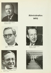 Page 10, 1976 Edition, West Virginia University School of Medicine - Pylon Yearbook (Morgantown, WV) online yearbook collection