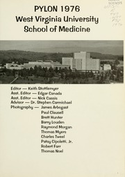 Page 5, 1976 Edition, West Virginia University School of Medicine - Pylon Yearbook (Morgantown, WV) online yearbook collection