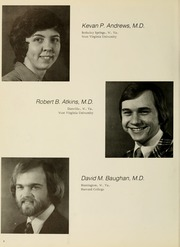 Page 10, 1977 Edition, West Virginia University School of Medicine - Pylon Yearbook (Morgantown, WV) online yearbook collection