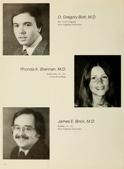 Page 12, 1977 Edition, West Virginia University School of Medicine - Pylon Yearbook (Morgantown, WV) online yearbook collection