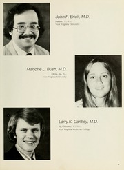 Page 13, 1977 Edition, West Virginia University School of Medicine - Pylon Yearbook (Morgantown, WV) online yearbook collection