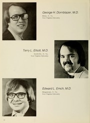 Page 16, 1977 Edition, West Virginia University School of Medicine - Pylon Yearbook (Morgantown, WV) online yearbook collection