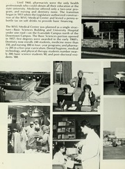 Page 10, 1981 Edition, West Virginia University School of Medicine - Pylon Yearbook (Morgantown, WV) online yearbook collection