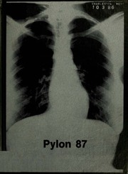 1987 Edition, West Virginia University School of Medicine - Pylon Yearbook (Morgantown, WV)
