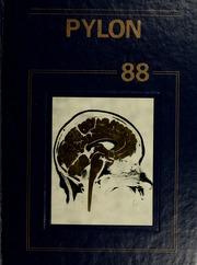 1988 Edition, West Virginia University School of Medicine - Pylon Yearbook (Morgantown, WV)
