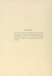 Page 10, 1936 Edition, Boston State College - Bostonian / Lampas Yearbook (Boston, MA) online yearbook collection
