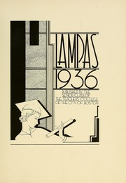 Page 7, 1936 Edition, Boston State College - Bostonian / Lampas Yearbook (Boston, MA) online yearbook collection