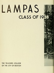 Page 6, 1938 Edition, Boston State College - Bostonian / Lampas Yearbook (Boston, MA) online yearbook collection