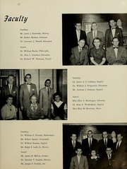 Page 15, 1959 Edition, Boston State College - Bostonian / Lampas Yearbook (Boston, MA) online yearbook collection