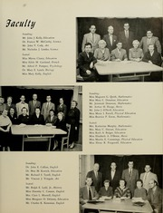 Page 17, 1959 Edition, Boston State College - Bostonian / Lampas Yearbook (Boston, MA) online yearbook collection