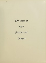 Page 5, 1959 Edition, Boston State College - Bostonian / Lampas Yearbook (Boston, MA) online yearbook collection