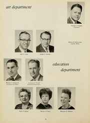 Page 10, 1964 Edition, Boston State College - Bostonian / Lampas Yearbook (Boston, MA) online yearbook collection