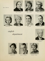 Page 11, 1964 Edition, Boston State College - Bostonian / Lampas Yearbook (Boston, MA) online yearbook collection