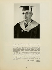 Page 7, 1964 Edition, Boston State College - Bostonian / Lampas Yearbook (Boston, MA) online yearbook collection