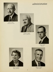 Page 8, 1964 Edition, Boston State College - Bostonian / Lampas Yearbook (Boston, MA) online yearbook collection