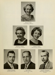Page 9, 1964 Edition, Boston State College - Bostonian / Lampas Yearbook (Boston, MA) online yearbook collection