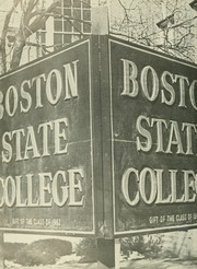 Page 6, 1979 Edition, Boston State College - Bostonian / Lampas Yearbook (Boston, MA) online yearbook collection