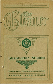 Page 1, 1917 Edition, Delaware Valley College - Cornucopia Yearbook (Doylestown, PA) online yearbook collection