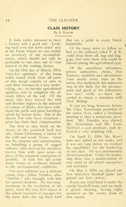 Page 16, 1917 Edition, Delaware Valley College - Cornucopia Yearbook (Doylestown, PA) online yearbook collection