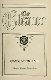 Delaware Valley College - Cornucopia Yearbook (Doylestown, PA) online yearbook collection, 1923 Edition, Page 1