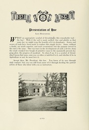 Page 14, 1929 Edition, Delaware Valley College - Cornucopia Yearbook (Doylestown, PA) online yearbook collection