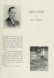 Page 5, 1943 Edition, Delaware Valley College - Cornucopia Yearbook (Doylestown, PA) online yearbook collection