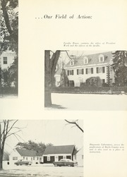 Page 11, 1956 Edition, Delaware Valley College - Cornucopia Yearbook (Doylestown, PA) online yearbook collection