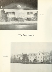 Page 12, 1956 Edition, Delaware Valley College - Cornucopia Yearbook (Doylestown, PA) online yearbook collection