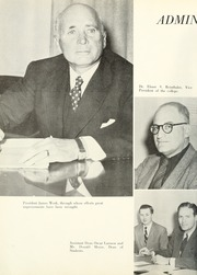 Page 16, 1956 Edition, Delaware Valley College - Cornucopia Yearbook (Doylestown, PA) online yearbook collection