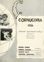 Page 7, 1956 Edition, Delaware Valley College - Cornucopia Yearbook (Doylestown, PA) online yearbook collection