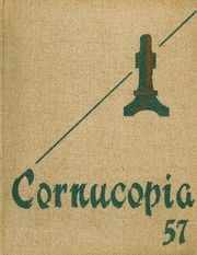 Page 1, 1957 Edition, Delaware Valley College - Cornucopia Yearbook (Doylestown, PA) online yearbook collection