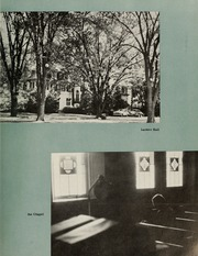 Page 15, 1957 Edition, Delaware Valley College - Cornucopia Yearbook (Doylestown, PA) online yearbook collection