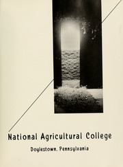 Page 5, 1957 Edition, Delaware Valley College - Cornucopia Yearbook (Doylestown, PA) online yearbook collection