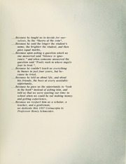 Page 9, 1957 Edition, Delaware Valley College - Cornucopia Yearbook (Doylestown, PA) online yearbook collection