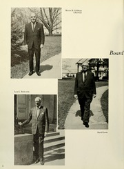 Page 12, 1965 Edition, Delaware Valley College - Cornucopia Yearbook (Doylestown, PA) online yearbook collection
