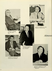 Page 16, 1965 Edition, Delaware Valley College - Cornucopia Yearbook (Doylestown, PA) online yearbook collection
