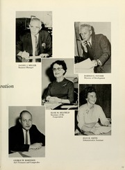 Page 17, 1965 Edition, Delaware Valley College - Cornucopia Yearbook (Doylestown, PA) online yearbook collection