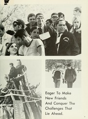 Page 9, 1970 Edition, Delaware Valley College - Cornucopia Yearbook (Doylestown, PA) online yearbook collection