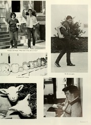 Page 17, 1985 Edition, Delaware Valley College - Cornucopia Yearbook (Doylestown, PA) online yearbook collection